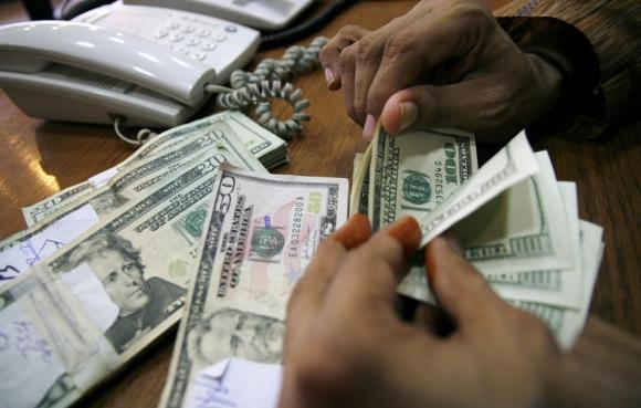 El dólar lleva una suba de más del 20%. Foto. AFP