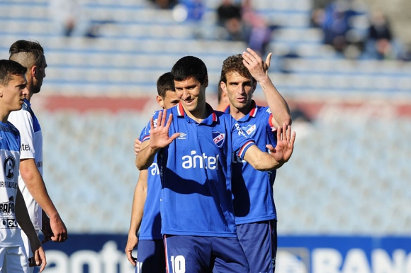 Juventud vs. Nacional. Foto: F. Ponzetto