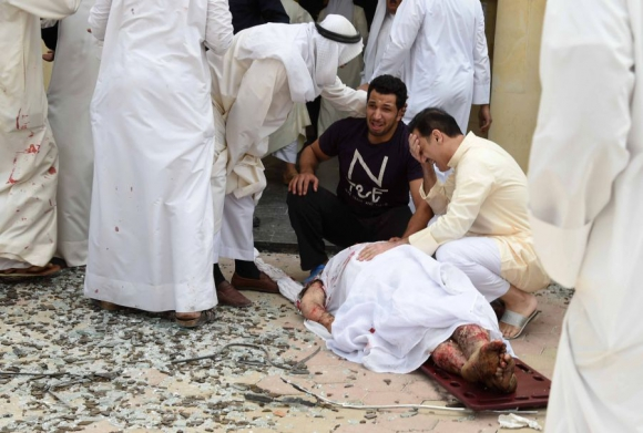 Estado Islámico se atribuye mayoría de los atentados. Foto: AFP.