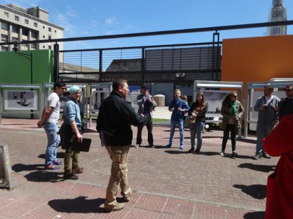 La productora Guatú organiza la Friendly Experience, un tour por Montevideo desde la perspectiva de la diversidad.