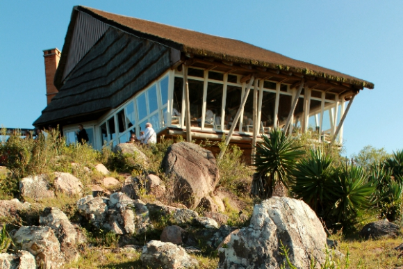El Ventorrillo de la Buena Vista, obra de Julio Vilamajó, reabrió sus puertas en 2011.