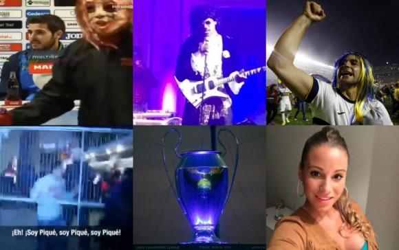 LeBron cantando, la escapatoria del Barça, la Super Champions y más