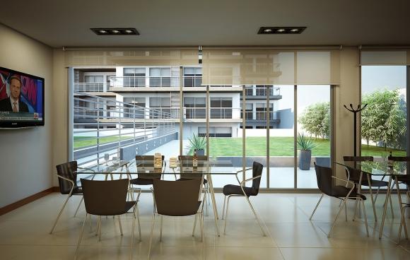 El edificio está ubicado en 18 de Julio, entre Eduardo Acevedo y Juan Antonio Rodríguez. Sus unidades (viviendas, oficinas y garajes) están a la venta con diversas alternativas de financiación y condiciones preferenciales para sus afiliados.