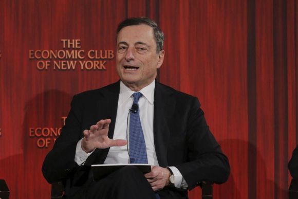 "Draghi: los mercados temen que no sea tan ""Súper Mario"". Foto: Reuters"