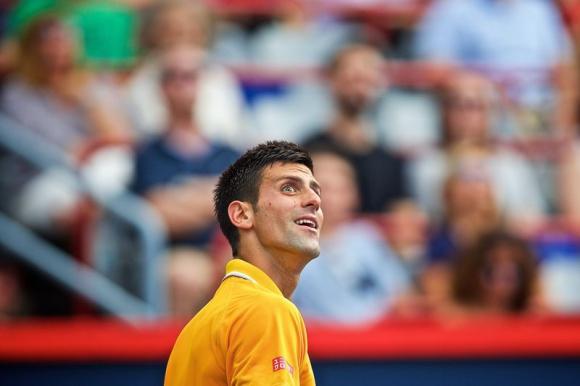 Novak Djokovic estará en la final del Masters 1000 de Montreal.