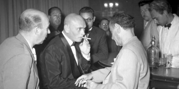 Los festivales de cine de los 50 y 60 atrajeron a celebridades al balneario.