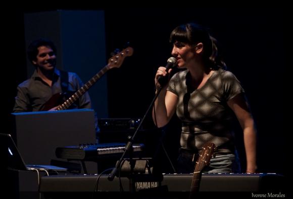 Lucía Severino y Tránsito. Foto: Jaibon Fotografía / Ivone Morales