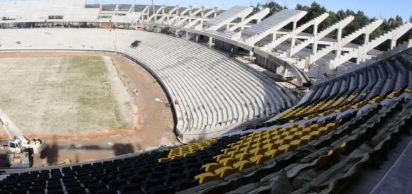 Estadio de Peñarol. Foto: Darwin Borrelli