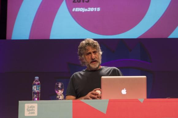 Invernizzi. El publicista uruguayo, que además fue presidente de la categoría Radio, dejó su sello en el festival. (Foto: Aloha Photo Studio)