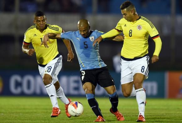 Uruguay Colombia