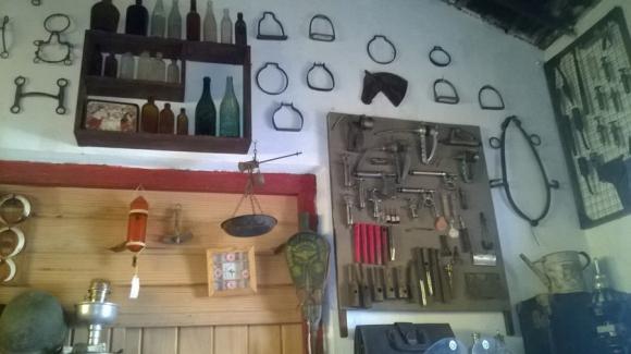 Museo en Cuchilla de Peralta. Foto: N. Araújo