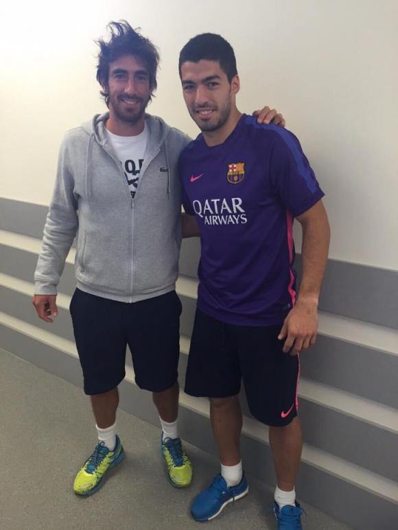 Cuevas y Suarez, dos salteños destacados de la actualidad deportiva