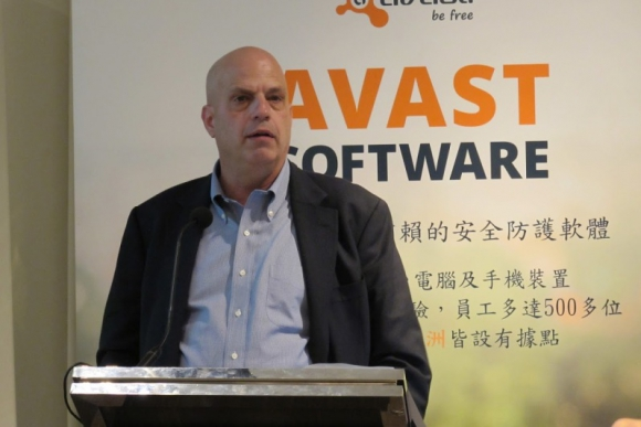 Vincent Steckler, CEO de Avast.