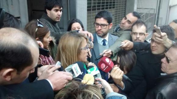 Fiscal del caso Amodio Pérez. Foto: Gabriel Rodríguez