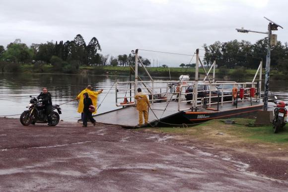 Inundaciones en Rocha. Foto: Ricardo Figueredo