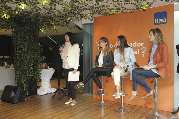 Lucia Cabanas, Analia Pereira, Macarena Zas, Natalia Jinchuk