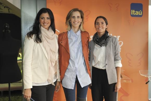 Lucia Cabanas, Natalia Jinchuk, Florencia Lecueder
