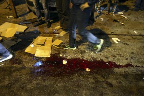 Decenas de personas murieron por el doble atentado. Foto: Reuters
