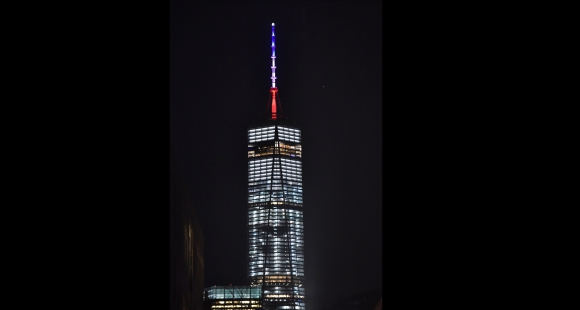 One World Trade Center, Nueva York. Foto: AFP.