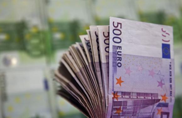 Euros. Foto: Archivo El País