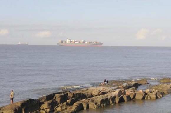Puerto de Montevideo  Foto: Ariel Colmegna