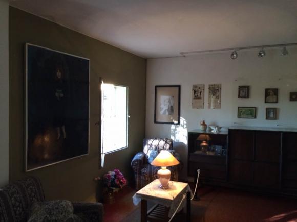 La sala Marosa di Giorgio: una habitación recreada.