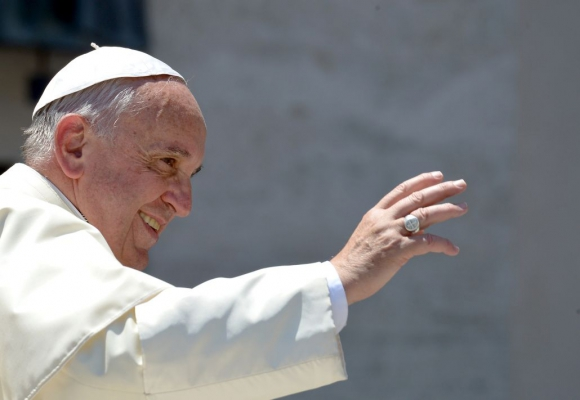 Papa Francisco. Foto: Archivo