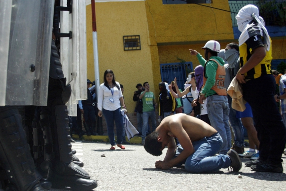 La CIDH, Amnistía Internacional y varios presidentes ya se han pronunciado. Foto: Reuters.