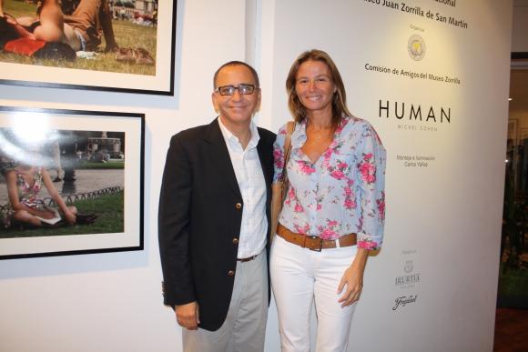 Silvina Leibenberg. Co-CEO de Lolita, junto a su socio Michel Cohen. (Foto: Archivo El País)
