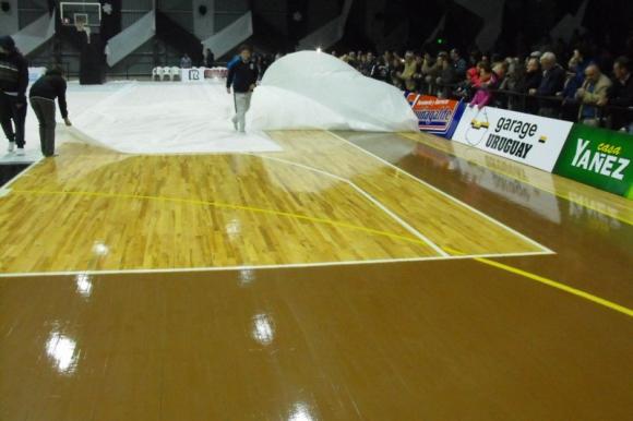 Se inauguró el polideportivo de Ferro Carril, con capacidad para 3.000 espectadores. Foto: Luis Pérez