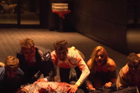 Italia se verá sorprendida por una invasión zombie el 31 de octubre.