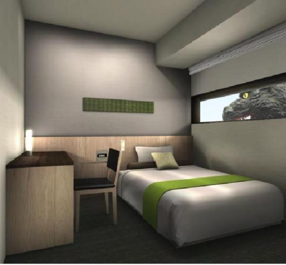 El Batihotel se encuentra en Taiwán, aunque su nombre verdadero es Eden Motel y está localizado en la ciudad de Kaohsiung.