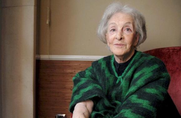 Ida Vitale: una de las grandes plumas de 45, obtiene un gran premio de las letras. Foto: EFE