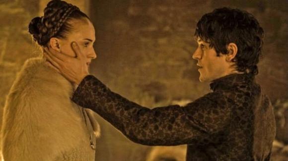 """La boda de Sansa Stark y Ramsay Bolton en el pasado episodio """"Game of Thrones""""."""