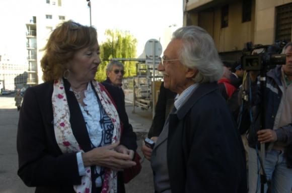 María Julia Muñoz y el