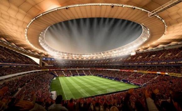 Los estadios del FIFA 18 serán más reales y los cánticos acompañarán las jugadas