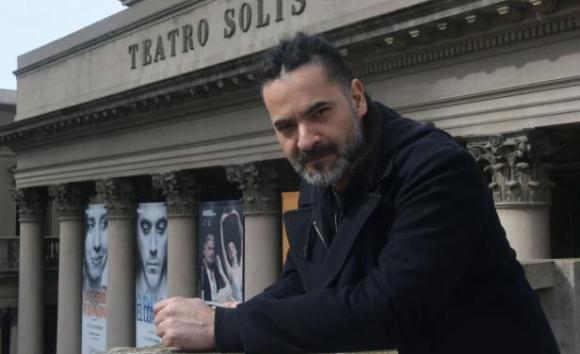 Sergio Luján. Foto: Ariel Colmegna