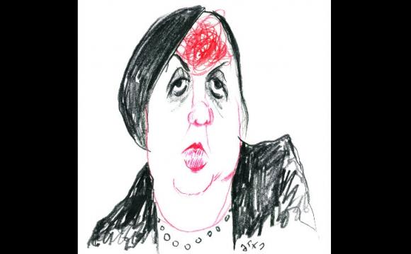 Susana Muñiz por Arotxa