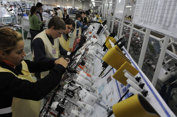 Autopartes: ha sido uno de los sectores más dinámicos de la industria.