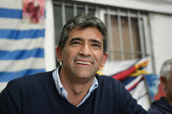 Raúl Sendic. Foto: Marcelo Bonjour