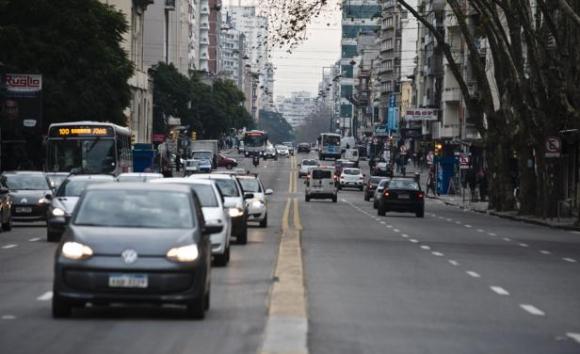 Centro de Montevideo.