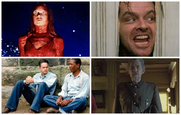 Collage de Stephen King