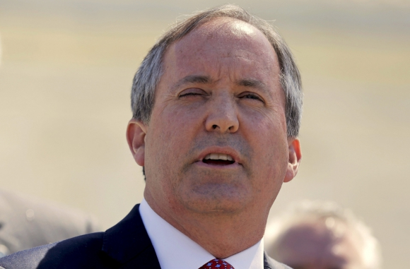 El republicano Ken Paxton, fiscal general de Texas. Foto: Reuters