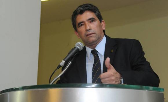 2013. Sendic renuncia a la presidencia de Ancap para dedicarse a la campaña electoral. Foto: Archivo El País.