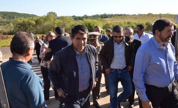 Sendic en Consejo de ministros. Foto: Archivo El País.