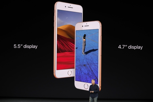 iPhone 8. Foto: Reuters