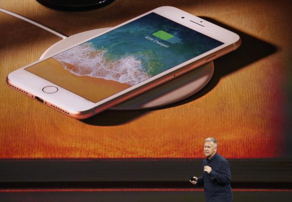 El iPhone 8 tendrá carga inalámbrica. Foto: Reuters