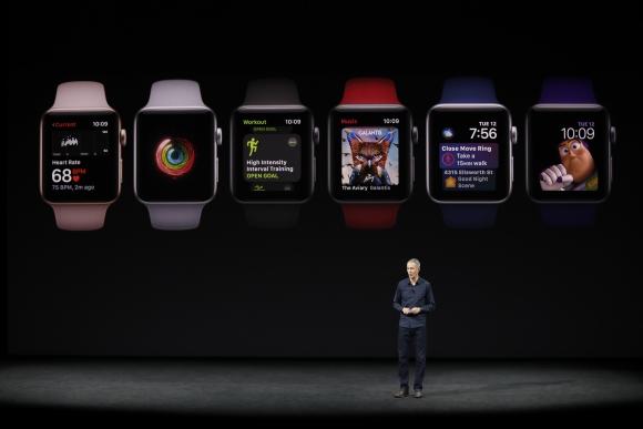 Apple Watch. Foto: Reuters