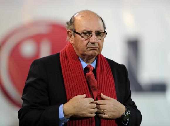 Sergio Markarian, ex entrenador de la selección de Perú