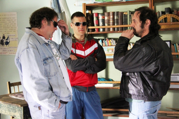 Luque, De la Serna y Chávez fueron nominados por este unitario